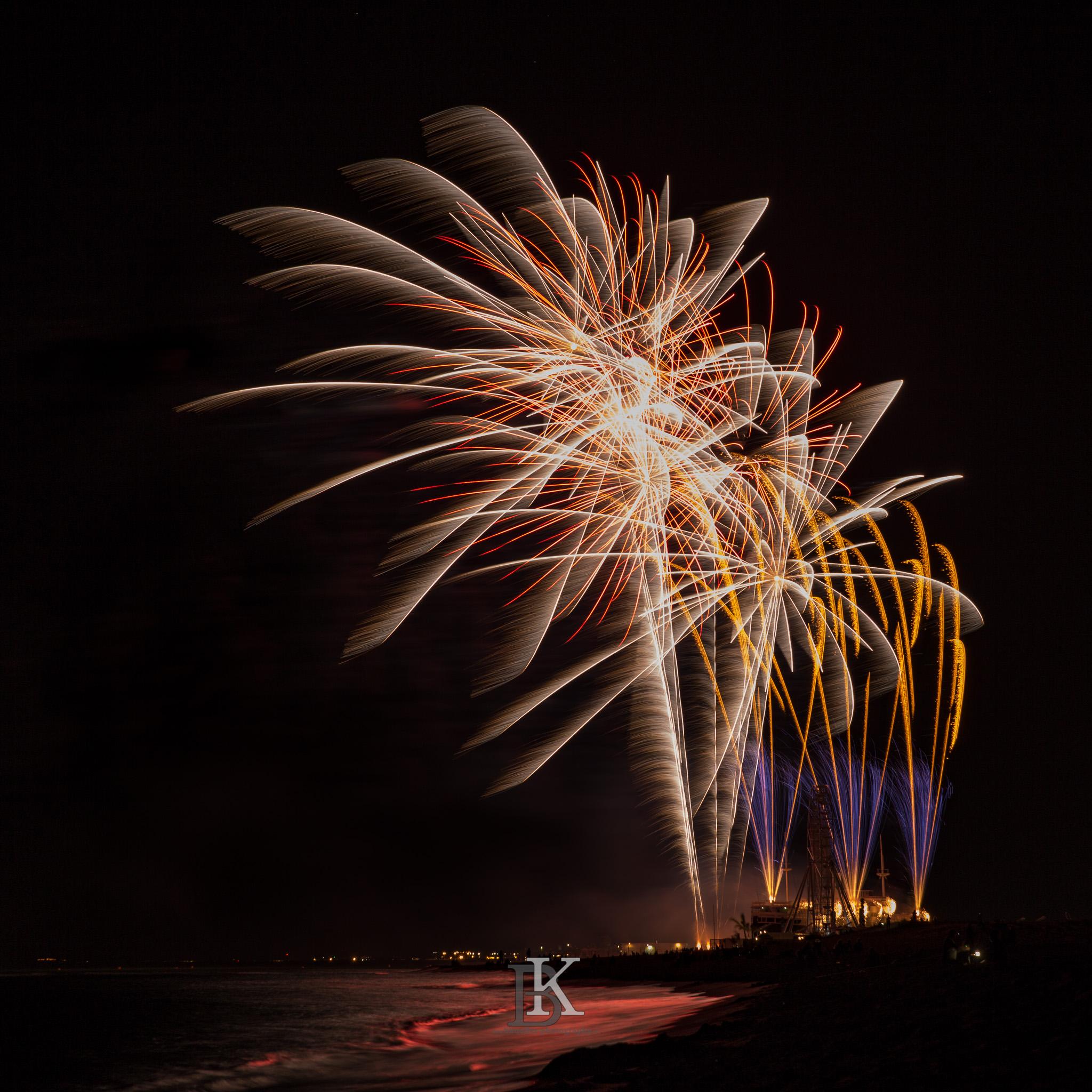 Feuerwerk (2 von 1)